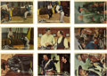 Memorabilia:Trading Cards, Zorro Trading Card Complete Set with Unopened Pack (Topps,1958)....
