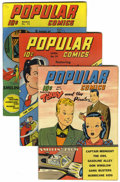 Golden Age (1938-1955):Miscellaneous, Popular Comics Group - Lost Valley pedigree (Dell, 1942-44)....