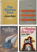 Books:First Editions, Anne Tyler. Seventeen First Editions, Four Signed, including:...(Total: 17 Items)