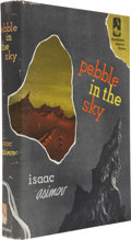 Books:First Editions, Isaac Asimov. Pebble in the Sky. Garden City: Doubleday,1950....