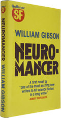 Books:First Editions, William Gibson. Neuromancer. London: Gollancz, 1984....