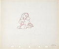 Animation Art:Production Drawing, Snow White and the Seven Dwarfs Grumpy Animation DrawingOriginal Art, Group of 2 (Disney, 1937).... (Total: 2 Items)