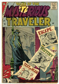 Silver Age (1956-1969):Horror, Tales of the Mysterious Traveler #4 (Charlton, 1957) Condition:VG+....