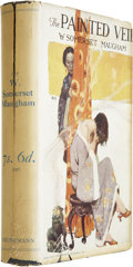 Books:First Editions, W. Somerset Maugham. The Painted Veil. London, [1925]. Firstedition, second issue, first state....