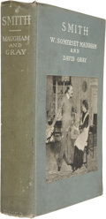 Books:Signed Editions, [W. Somerset Maugham]. David Gray. Smith. New York: Duffield, 1911. First edition. Inscribed by Maugham....