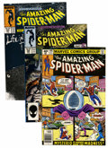 Modern Age (1980-Present):Superhero, The Amazing Spider-Man Group (Marvel, 1979-94) Condition: AverageNM+.... (Total: 26 Comic Books)