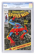 Bronze Age (1970-1979):Superhero, The Amazing Spider-Man #100 (Marvel, 1971) CGC NM/MT 9.8 Off-white pages....
