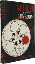 Books:First Editions, H. Beam Piper. Murder in the Gunroom. New York: Knopf,1953....