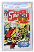Silver Age (1956-1969):Superhero, Tales of Suspense #51 (Marvel, 1964) CGC NM 9.4 Off-white pages....