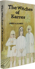Books:First Editions, James H. Schmitz. The Witches of Karres. Philadelphia:Chilton Books, 1966. First edition....