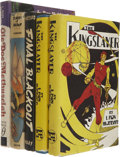 Books:First Editions, L. Ron Hubbard. Five Fiction Books, including: FinalBlackout. [and:] The Kingslayer. Priority A printing,p... (Total: 5 Items)