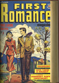 Golden Age (1938-1955):Romance, First Romance #1-37 Bound Volumes (Harvey, 1949-55).... (Total: 2Items)