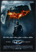 "Movie Posters:Action, The Dark Knight (Warner Brothers, 2008). One Sheet (27"" X 40"") SSAdvance Style E. Action.. ..."