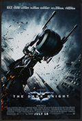 """Movie Posters:Action, The Dark Knight (Warner Brothers, 2008). One Sheet (27"""" X 40"""") SSAdvance Style F. Action.. ..."""