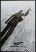 "Movie Posters:James Bond, Quantum of Solace (MGM, 2008). One Sheet (27"" X 40"") SS Advance Style B. James Bond.. ..."