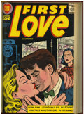 Silver Age (1956-1969):Romance, First Love Illustrated #72-83 Bound Volume (Harvey, 1957)....