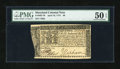 Colonial Notes:Maryland, Maryland April 10, 1774 $8 PMG About Uncirculated 50 EPQ....