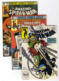 Modern Age (1980-Present):Superhero, The Amazing Spider-Man Group (Marvel, 1980-93) Condition: AverageVF/NM.... (Total: 41 Comic Books)