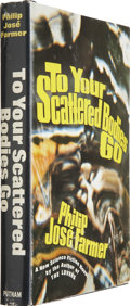 Books:First Editions, Philip Jose Farmer (1918-2009). To Your Scattered Bodies Go.New York: G. P. Putnam's Sons, [1971]. First edition....