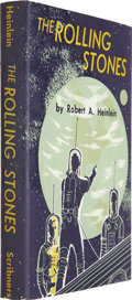 Books:First Editions, Robert A. Heinlein. The Rolling Stones. New York: CharlesScribner's Sons, 1952....