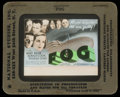"Movie Posters:Mystery, Fog (Columbia, 1933). Glass Slide (3.25"" X 4""). Mystery.. ..."