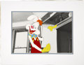 Animation Art:Production Cel, Who Framed Roger Rabbit Production Cel Original Art (WaltDisney, 1989)....