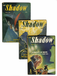 Shadow Digest Issues Group (Street & Smith, 1943-49) Condition: Average FN+.... (Total: 48 Items)