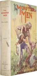 Books:First Editions, Edgar Rice Burroughs. The Monster Men. Chicago: A. C.McClurg & Co., 1929....