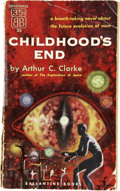 Books:Signed Editions, Arthur C. Clarke. Childhood's End. New York: BallantineBooks, [1953]....