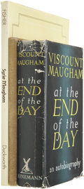 Books:Non-fiction, W. Somerset Maugham. Three Books By or About Members of Maugham'sFamily,... (Total: 3 Items)