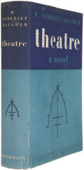 Books:First Editions, W. Somerset Maugham. Theatre. London: Heinemann, [1937].First edition, first issue....