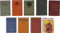 Books:First Editions, Edgar Rice Burroughs. Nine First Editions, including:... (Total: 9Items)