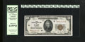 Small Size:Federal Reserve Bank Notes, Fr. 1870-H $20 1929 Federal Reserve Bank Note. PCGS Choice New 63PPQ.. A pack fresh certified St. Louis $20 FRBN....