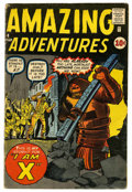 Silver Age (1956-1969):Horror, Amazing Adventures #4 (Marvel, 1961) Condition: VG....