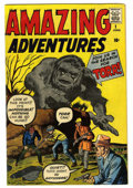 Silver Age (1956-1969):Horror, Amazing Adventures #1 (Marvel, 1961) Condition: Apparent VFModerate (P)....