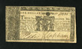 Colonial Notes:Maryland, Maryland April 10, 1774 $1 Very Fine-Extremely Fine....