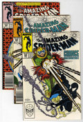 Modern Age (1980-Present):Superhero, The Amazing Spider-Man #298-300 Group (Marvel, 1988) Condition:Average VF/NM.... (Total: 3)