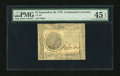 Colonial Notes:Continental Congress Issues, Continental Currency September 26, 1778 $7 PMG Choice ExtremelyFine 45 EPQ....