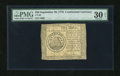 Colonial Notes:Continental Congress Issues, Continental Currency September 26, 1778 $50 PMG Very Fine 30EPQ....