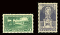 Stamps, 1925-26 Commemoratives Selection. (Original Gum - Never Hinged)....
