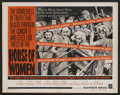 "Movie Posters:Bad Girl, House of Women (Warner Brothers, 1962). Half Sheet (22"" X 28""). BadGirl.. ..."