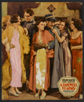 "Movie Posters:Drama, A Farewell To Arms (Paramount, 1932). Jumbo Lobby Card (14"" X 17""). Drama.. ..."