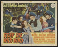 "Movie Posters:Adventure, Reap the Wild Wind (Paramount, 1942). Half Sheet (22"" X 28"") StyleB. Adventure.. ..."