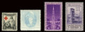 Stamps, 1931-39 Commemoratives Selection. (Original Gum - Never Hinged)....