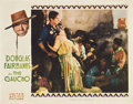 """Movie Posters:Adventure, The Gaucho (United Artists, 1927). Lobby Card (11"""" X 14"""").. ..."""