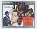 "Movie Posters:Film Noir, The Third Man (Selznick, 1949). Half Sheet (22"" X 28"") Style B....."