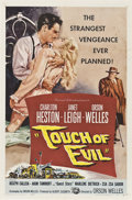 """Movie Posters:Film Noir, Touch of Evil (Universal International, 1958). One Sheet (27"""" X41"""").. ..."""