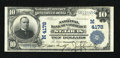 National Bank Notes:Missouri, Saint Louis, MO - $10 1902 Plain Back Fr. 627 The NB of CommerceCh. # (M)4178. ...