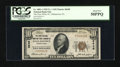 National Bank Notes:Pennsylvania, Dallastown, PA - $10 1929 Ty. 1 The First NB & TC Ch. # 6648. ...