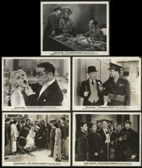 "The Singing Marine (Warner Brothers, 1937). Photos (5) (8"" X 10""). Musical. ... (Total: 5 Items)"